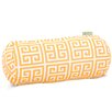 Majestic Home Goods Towers Round Bolster Pillow