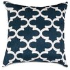 Majestic Home Goods Trellis Indoor/Outdoor Throw Pillow
