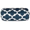 Majestic Home Goods Trellis Round Bolster Pillow