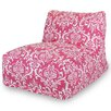 Majestic Home Goods French Quarter Bean Bag Lounger