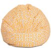 Majestic Home Goods Towers Bean Bag Chair