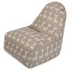 Majestic Home Goods Stretch Bean Bag Chair