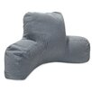Majestic Home Goods Solid Bed Rest Pillow