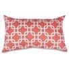 Majestic Home Goods Coral Links Lumbar Pillow