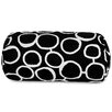 Majestic Home Goods Fusion Round Bolster Pillow
