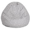 Majestic Home Goods Towers Classic Bean Bag Chair