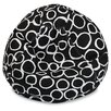 Majestic Home Goods Fusion Classic Bean Bag Chair