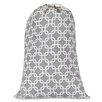 Majestic Home Goods Coral Links Laundry Bag