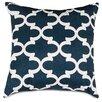 Majestic Home Goods Trellis Indoor/Outdoor Throw Pillow