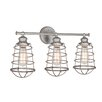 Design House Ajax 3 Light Bath Vanity Light