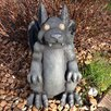 Gargoyle Light-Up Statue - Design House Garden Statues and Outdoor Accents