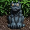 Gargoyle LED Light-Up Statue - Design House Garden Statues and Outdoor Accents