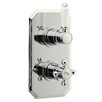 Hudson Reed Twin Concealed Shower Valve