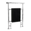 Hudson Reed Marquis Floor Mount Heated Towel Rail