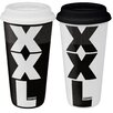 Konitz XXL 17.6 oz. Travel Mugs (Set of 2)