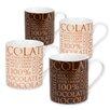 Konitz Chocolate Mug (Set of 4)