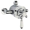 Ultra Beaumont Single Exposed Shower Valve with Diverter