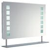 Ultra Latitude Backlit Mirror with Shelf