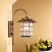 Lustrarte Lighting Grelha 1 Light Outdoor Wall Lantern