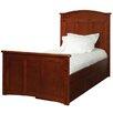 Bolton Furniture Woodridge Twin Panel Bed with Storage