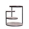 MOTI Furniture Syracuse End Table
