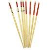 IMUSA GlobalKitchen 8 Piece Bamboo Chopstick Set