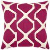 Judy Ross Textiles Arbor New Zealand Wool Throw Pillow
