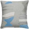 Judy Ross Textiles Boca New Zealand Wool Throw Pillow