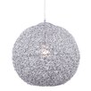 Home Essence Salamanca 1 Light Globe Pendant