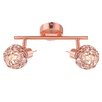 Home Essence Miranda 2 Light Celling Spotlight