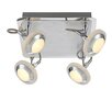 Home Essence Tommy 4 Light Ceiling Spotlight
