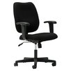 OFM Mid-Back Upholstered Task Chair with T Bar Arms