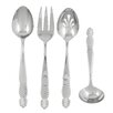 Ginkgo Stainless Steel Pineapple 4 Piece Hostess Set