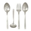 Stainless Steel Norse 4 Piece Hostess Set