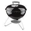 "Weber 14.25"" Smokey Joe® Silver Charcoal Grill"