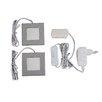 Nino Leuchten LED Under Cabinet Light Set (Set of 2)