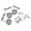 Nino Leuchten Cabinet LED Under Cabinet Light (Set of 3)