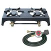 propane burner with regulator and hose wayfair