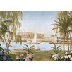 York Wallcoverings Mural Portfolio II New Orleans Wall Mural