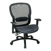 """Office Star Products Space 23.5"""" Back Chair"""