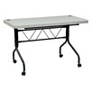 Office Star Products Rectangular Folding Table