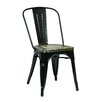 Office Star Products Bristow Metal Side Chairs (Set of 2)