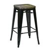 "Office Star Products Bristow 26"" Bar Stool (Set of 4)"