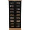 Techstyle Multimedia Storage Rack