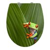 Wenko Frog Elongated Toilet Seat