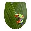 Wenko WC-Sitz Frog länglich