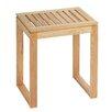 Wenko Badezimmerhocker Norway aus Holz