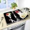 Wenko Caprese Universal Cooker Cover Plate (Set of 2)