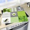 Wenko Menu Kitchen Cover Cutting Board