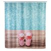 Wenko Hawaii Shower Curtain